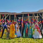 Artintravel-irannomadtours- wedding in qasgqayi nomads