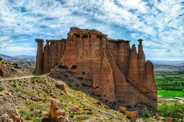 Behestan-Castle