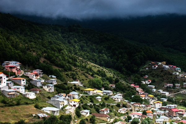 Javaher-Deh-Village