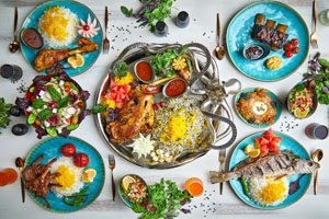 Food Persian cuisine