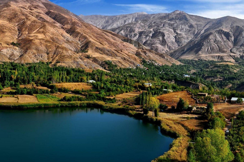 Alamut Lake
