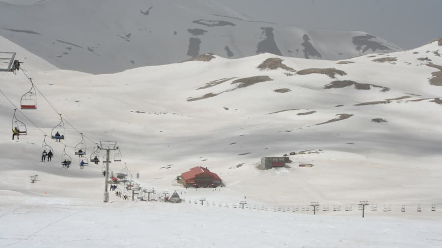 Iran Ski Tour- Shemshak and dizin ski resort