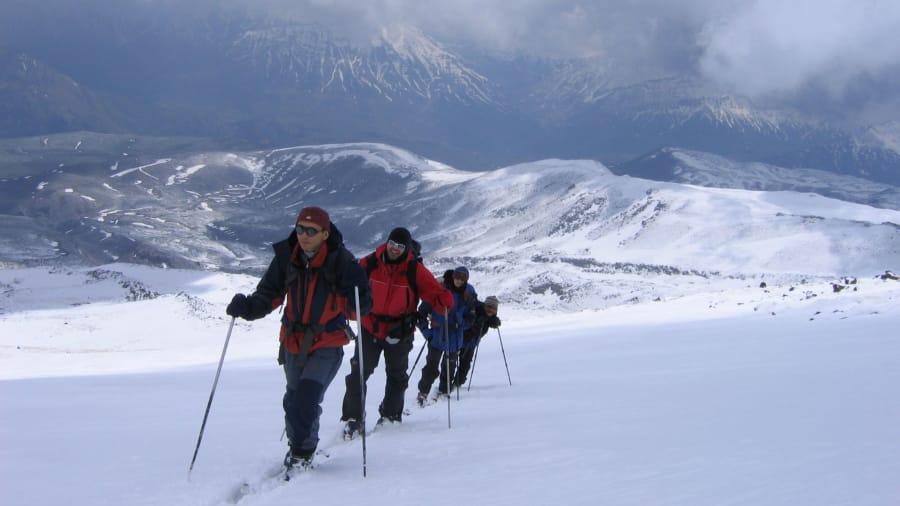 Iran Ski tour- Dizin