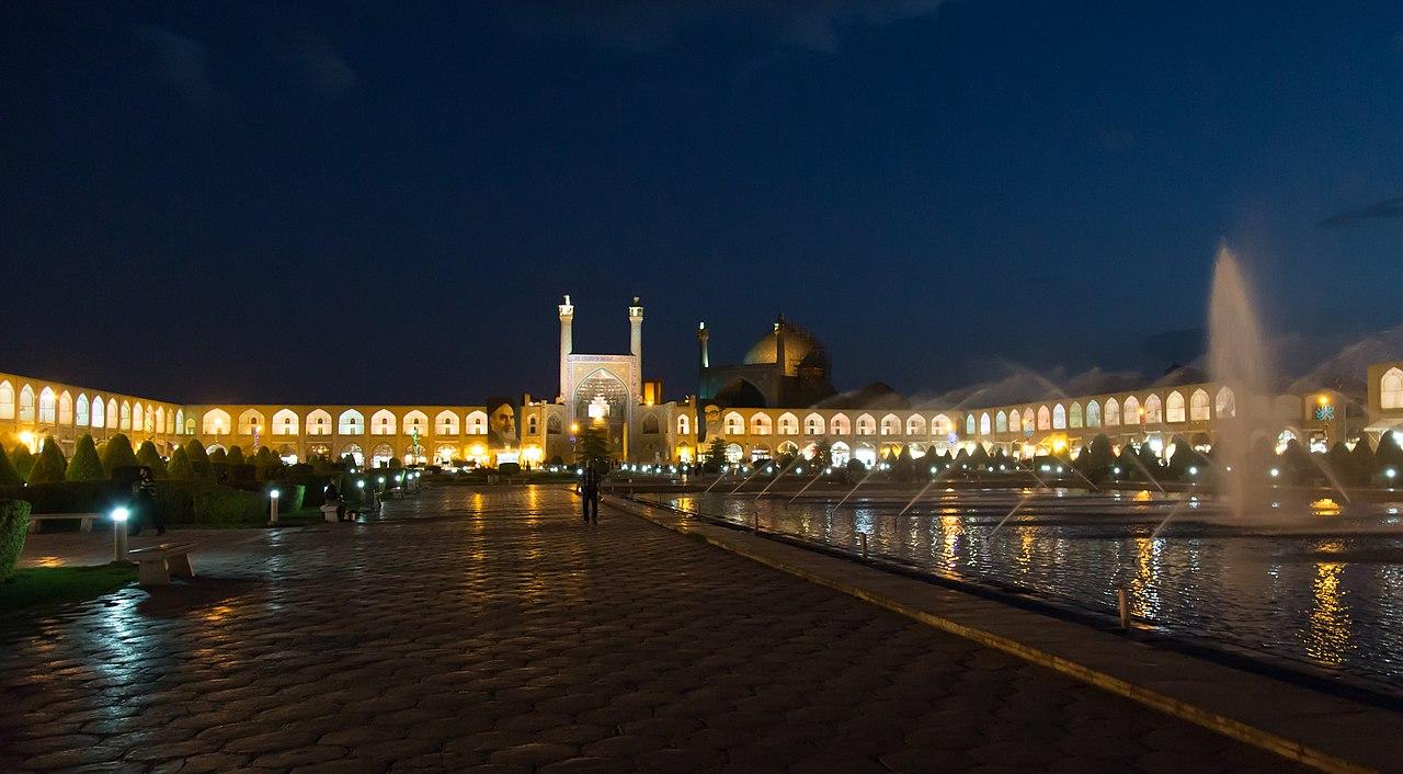 www.travelartin.com- classic tours-Imam_square,_Ispahan,_Iran