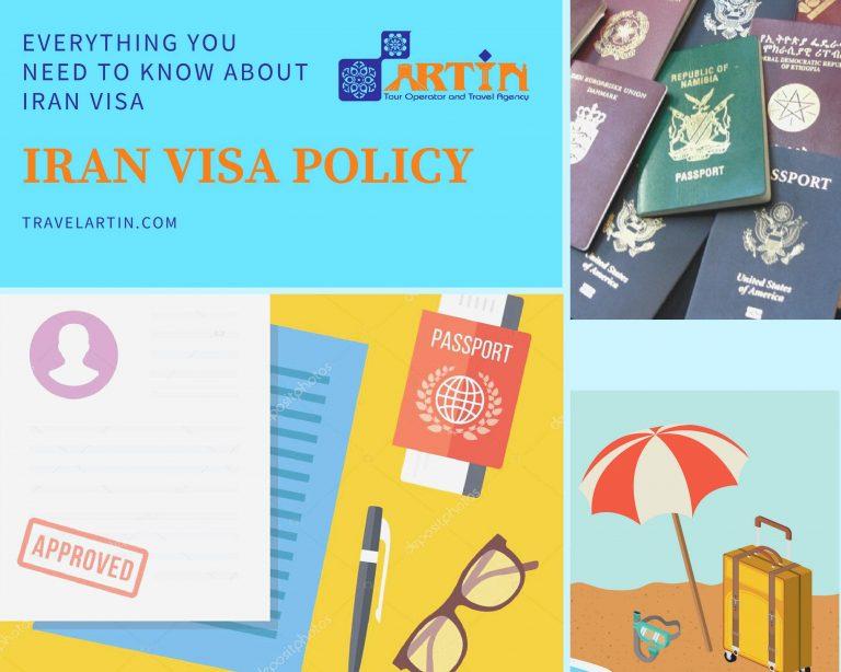 Iran visa information for all travelers update