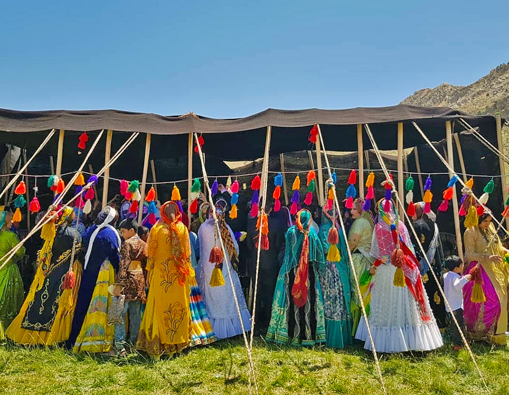 iran nomads wedding- experience tours- living with nomads