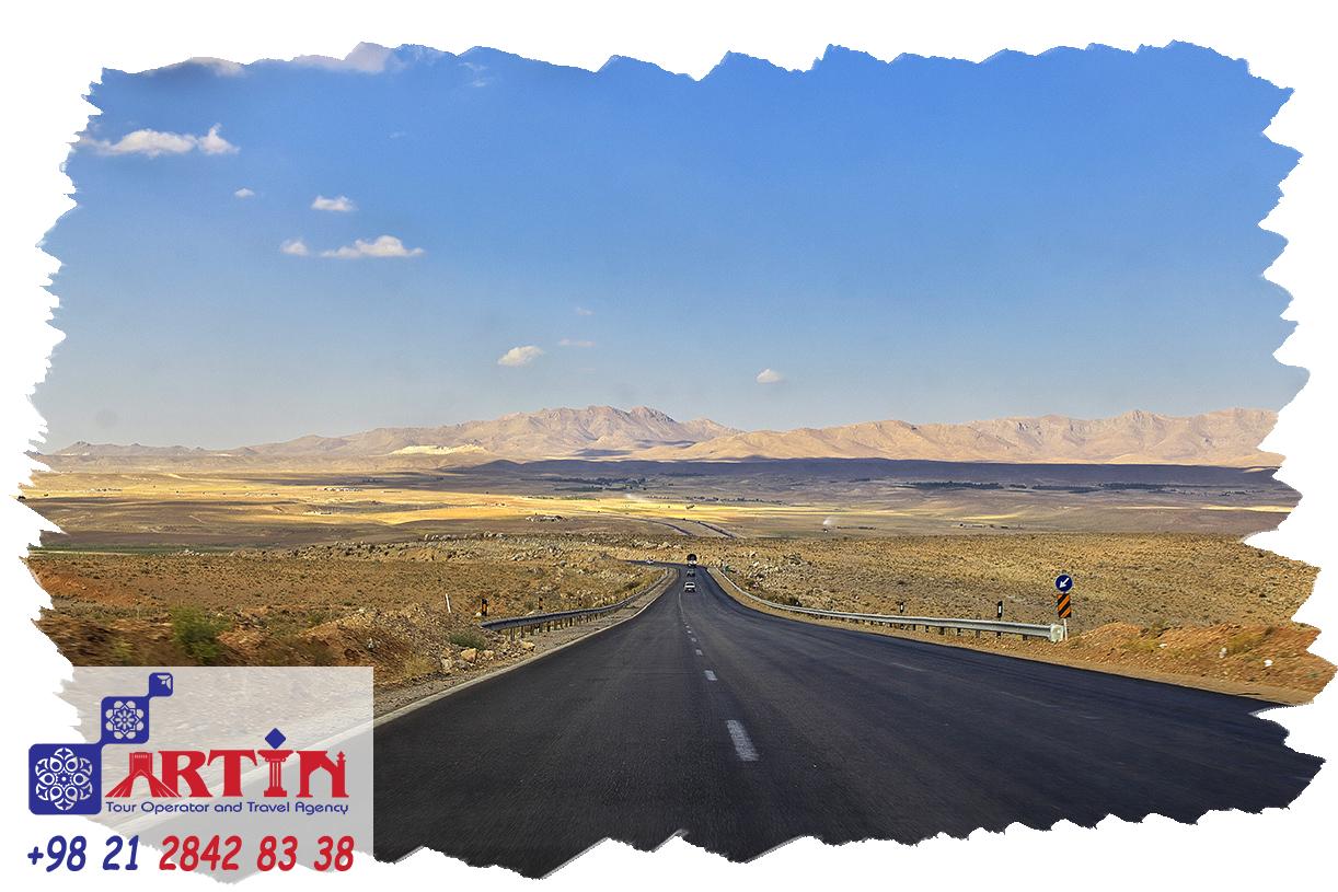 Beauties of IRAN DESERTS- travelartin