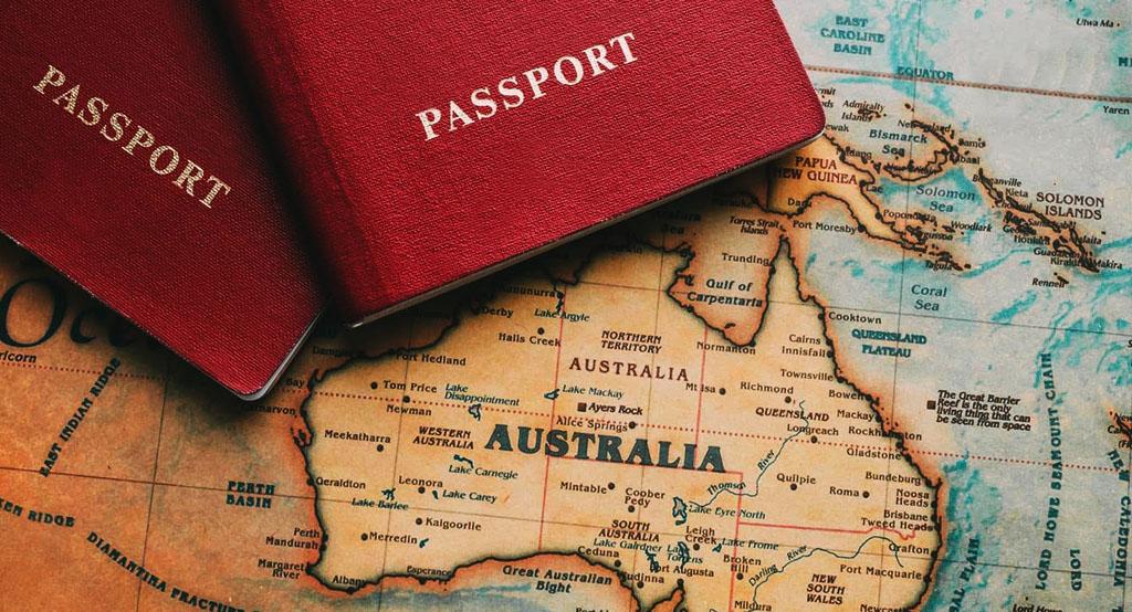 Iran visa application for Australians