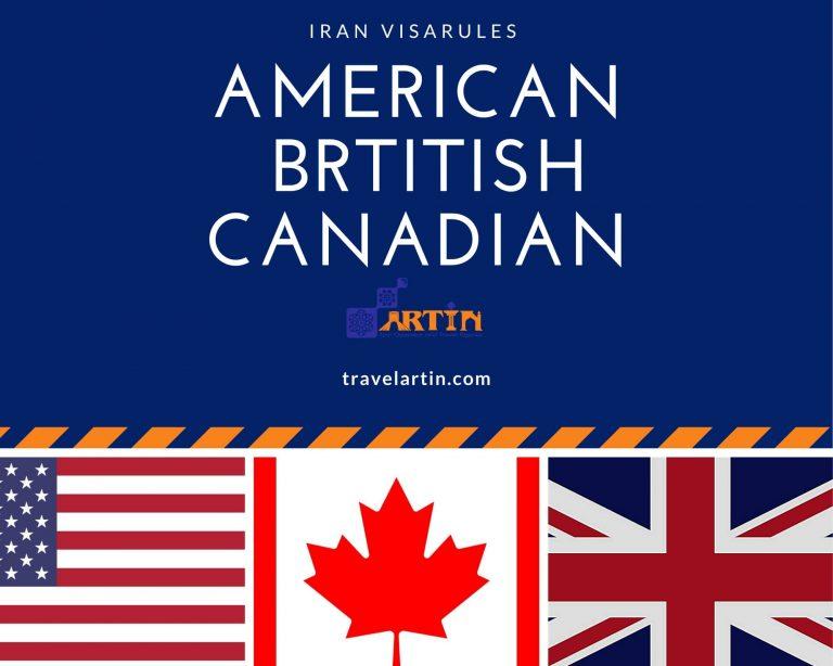 Iran US-UK- Canada citizens