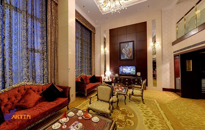 Persian Hotel services accommodation in Iran