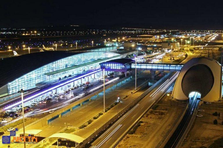 IKA airport in Iran travel to Iran