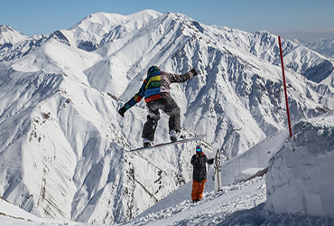 ski tours in Iran- shemshak and dizin ski resorts