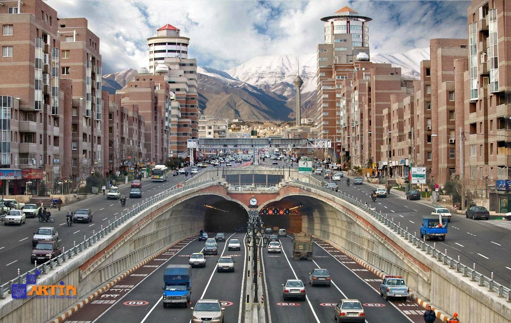 Iran roads safety and driving in Iran travelartin.com