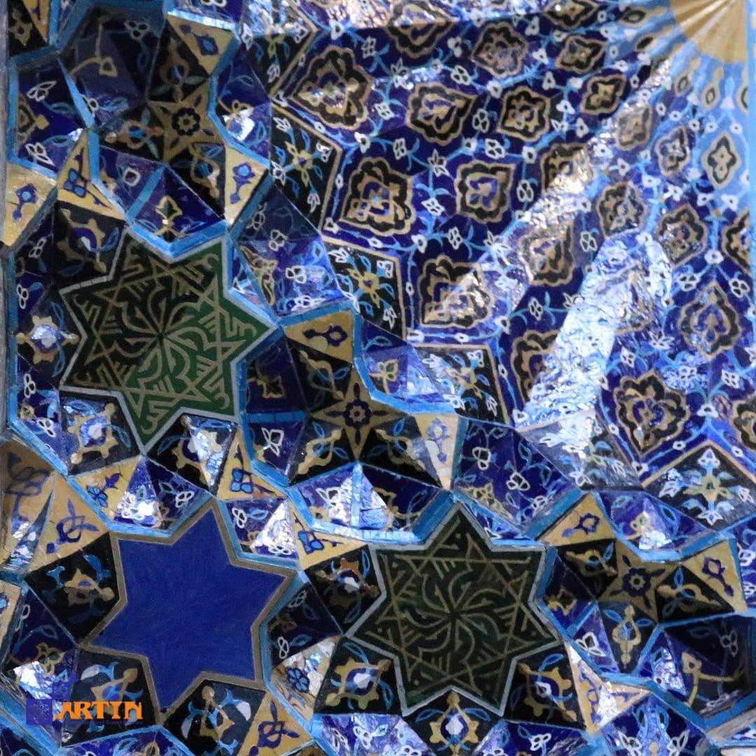 Blue Mosque of Tabriz travelartin.com