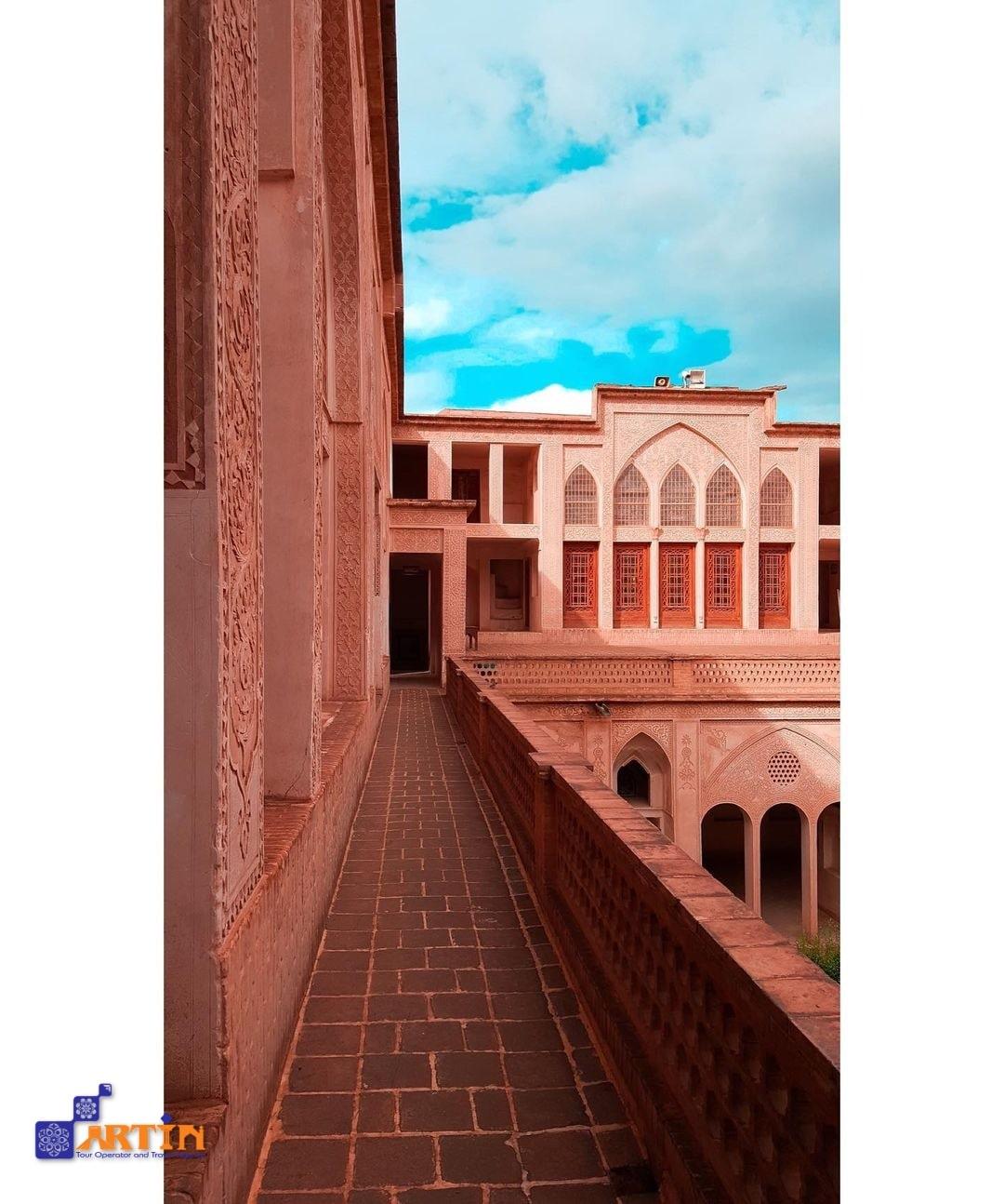 Abbasian house Iran tourist destination