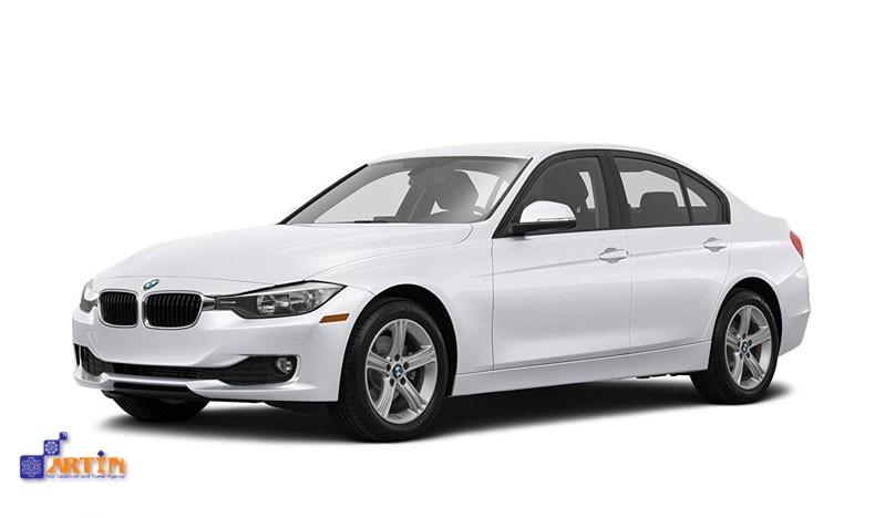 BMW Full option hire a car in Iran Artin Travel