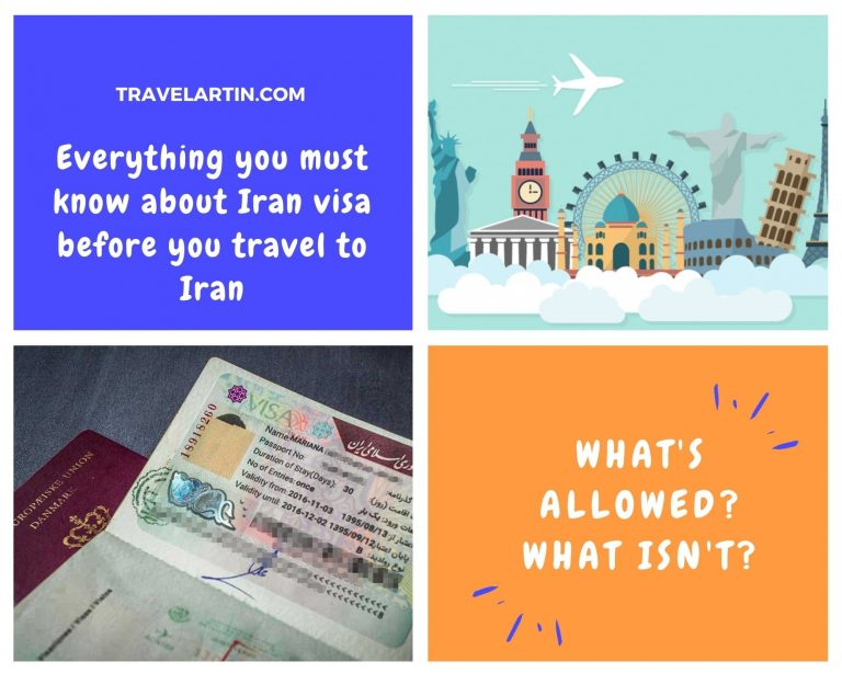 Entry policies Iran what's allowed and what isn't travelartin.com