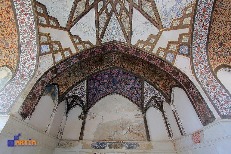Fin Garden Persian Garden touristic spot