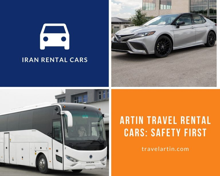Rental car Iran safety in COVID travelartin.com