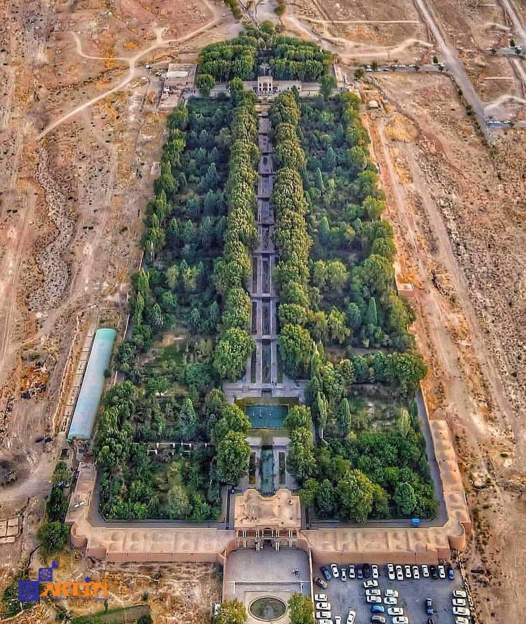 Mahan Garden Iran Tourist destination