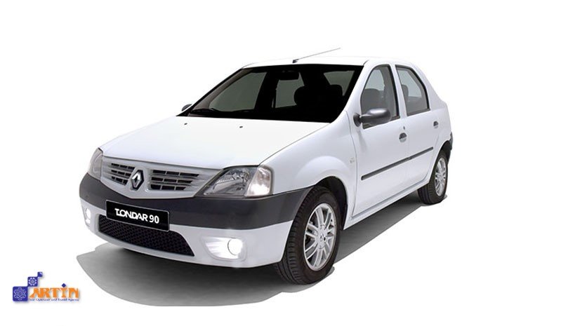 Economic cars for rent in Iran