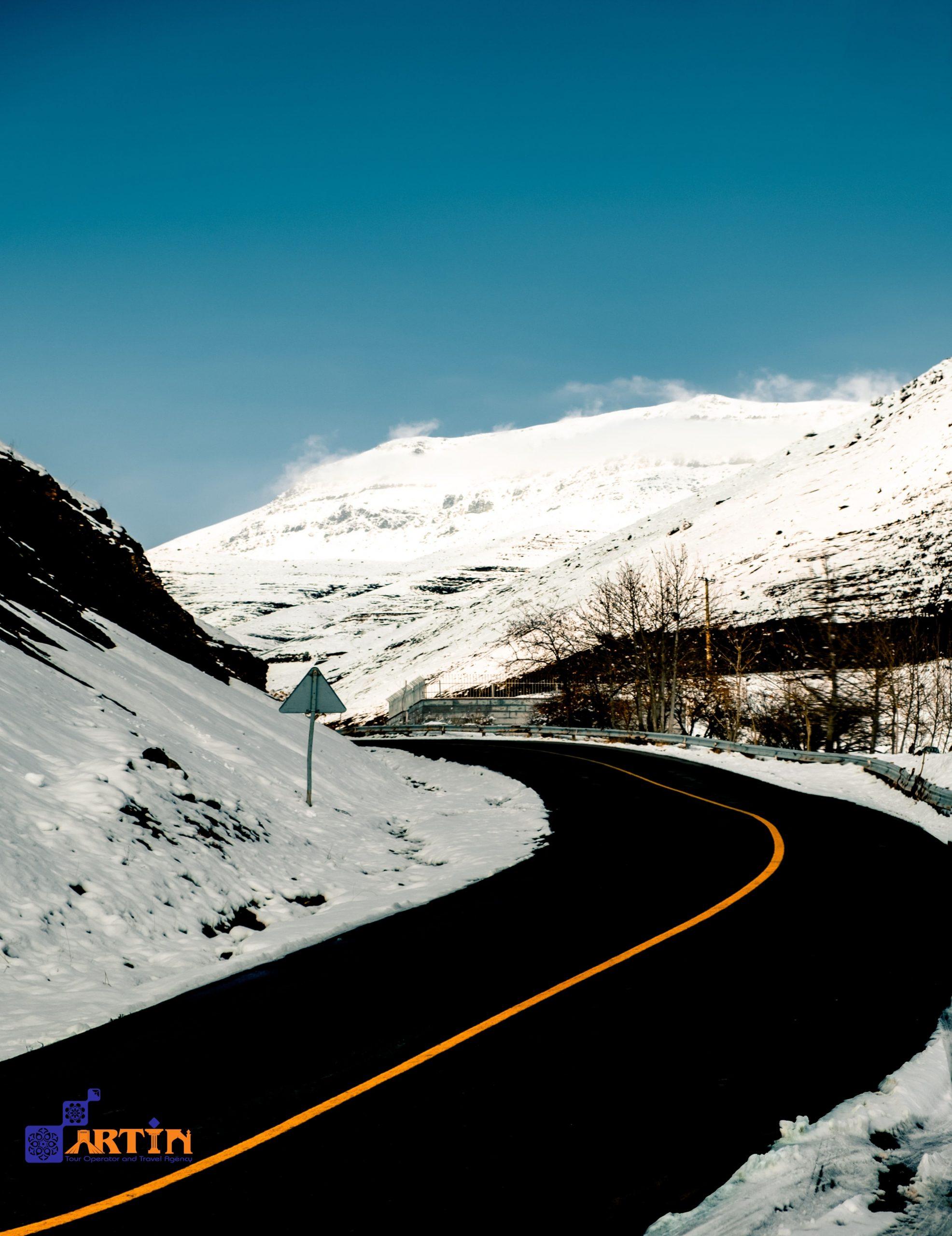 Iran roads and streets car rental travelartin.com