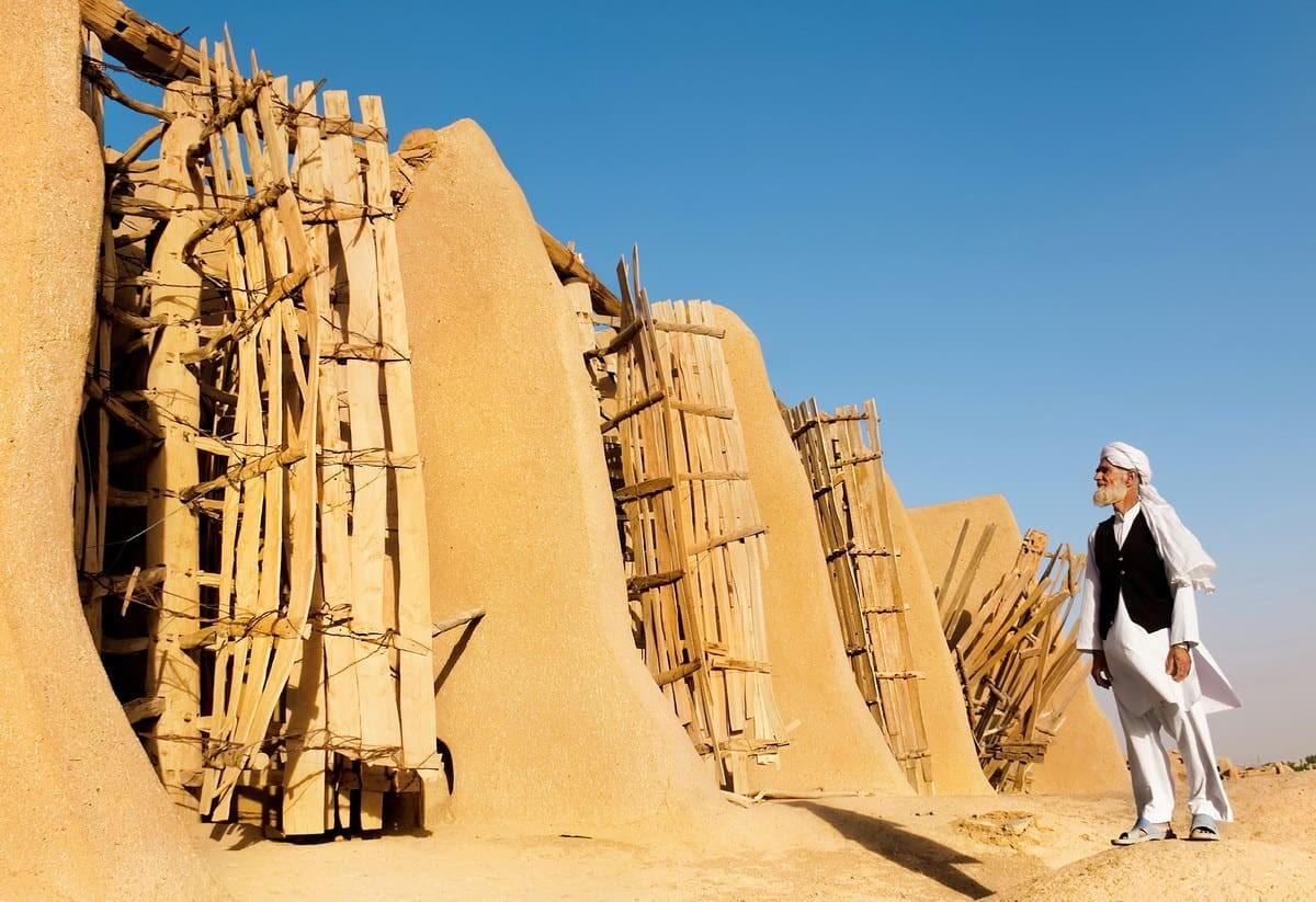 Nashtifan windmills- Mashhad- travelartin.com