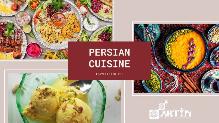best Iranian foods and restuarants
