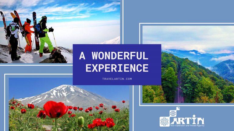 a wonderful experience- iran travel agency