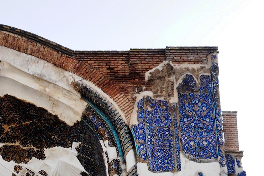 Kabud-mosque-Tabriz