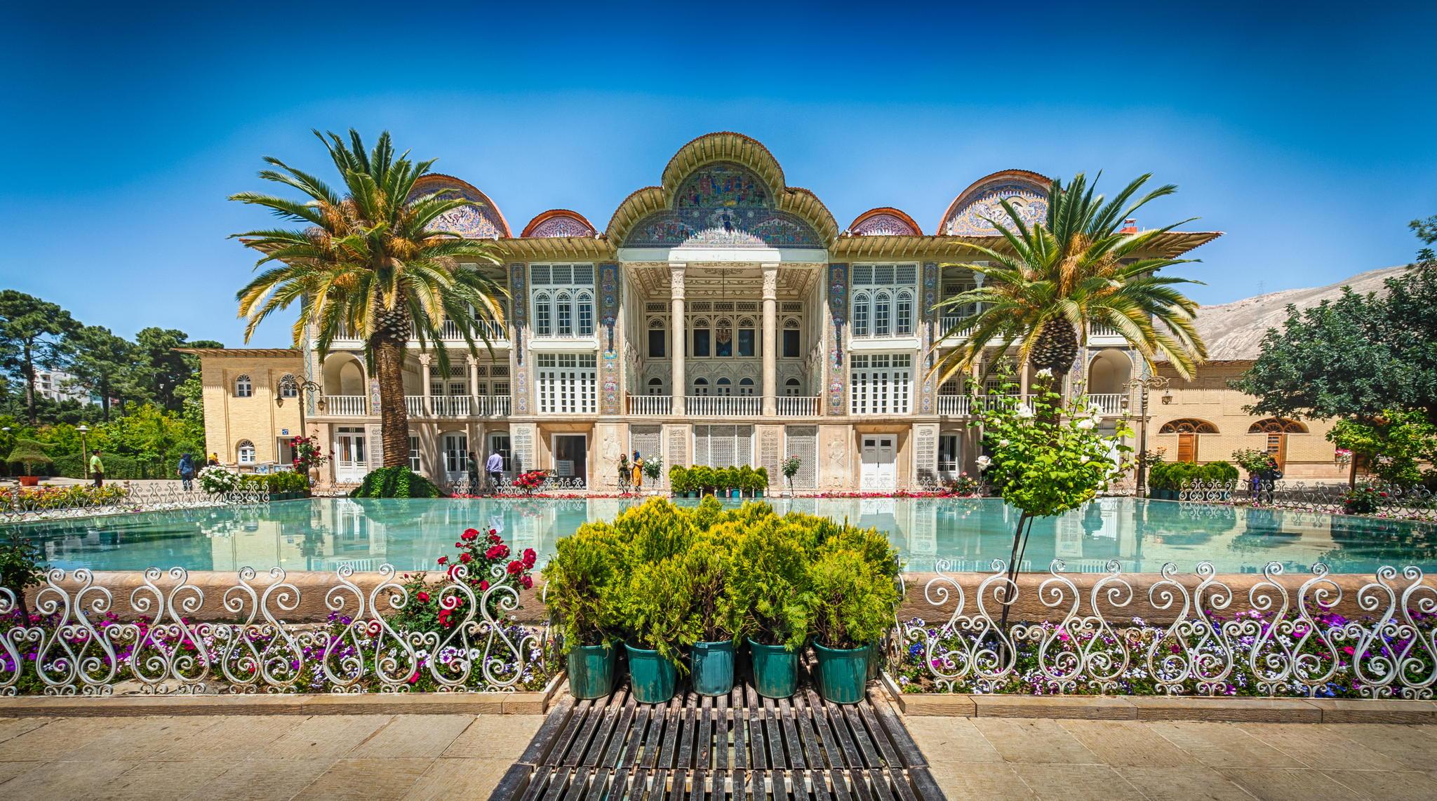 Eram garden in Shiraz is UNESCO site- Shiraz city tours