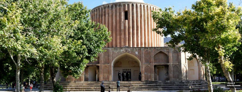 The sun palace- Kalat Naderi in Khorasan province- Iran tours- travelartin.com