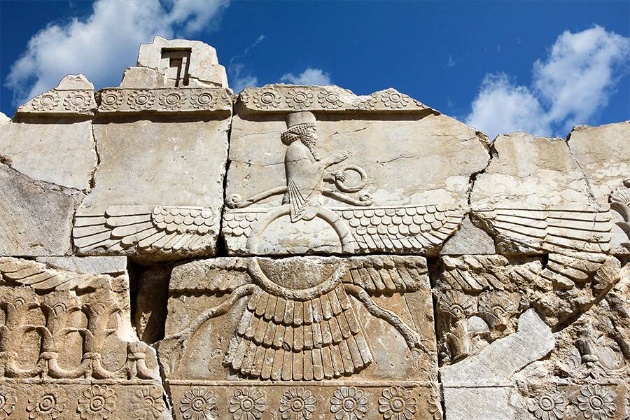 Persepolis-a UNESCO site in shiraz- daily tours
