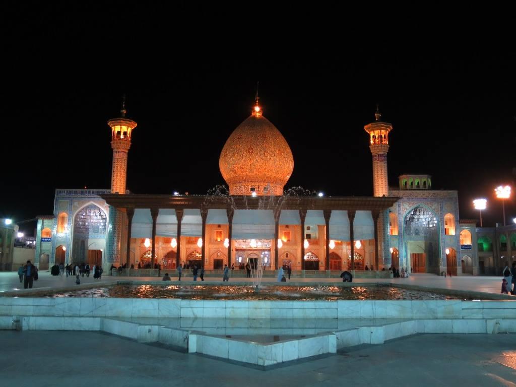 Shahcheraq mosque and shrine- Shiraz city tours- travelartin.com