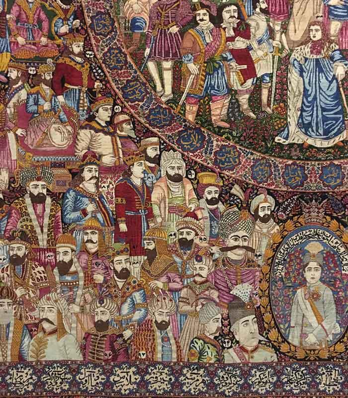 Mueseums of Iran - Tehran travel guide