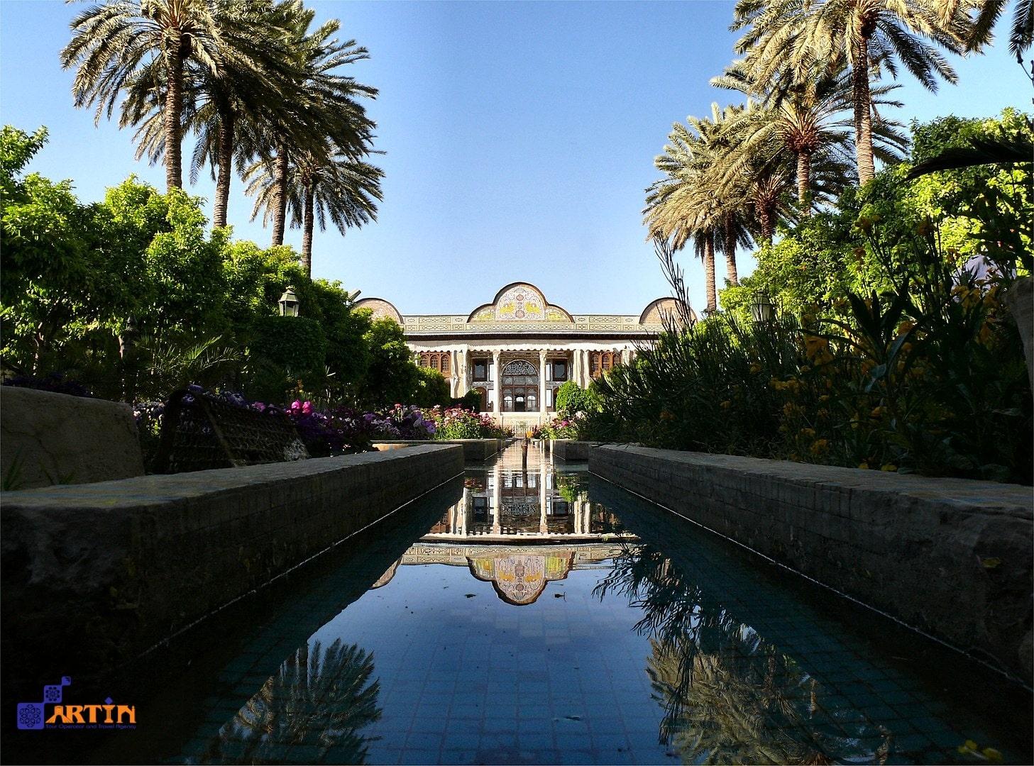 Eram garden in Shiraz-UNESCO world heritage