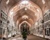 Grand bazaar of Tabriz travelartin.com