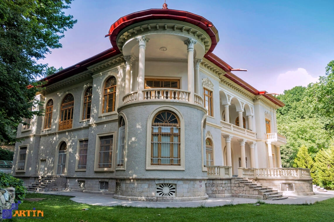 saad abad palace in Tehran travel guide