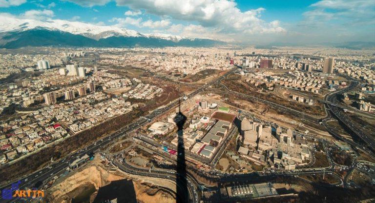 Tehran-travel-guide Artin Travel
