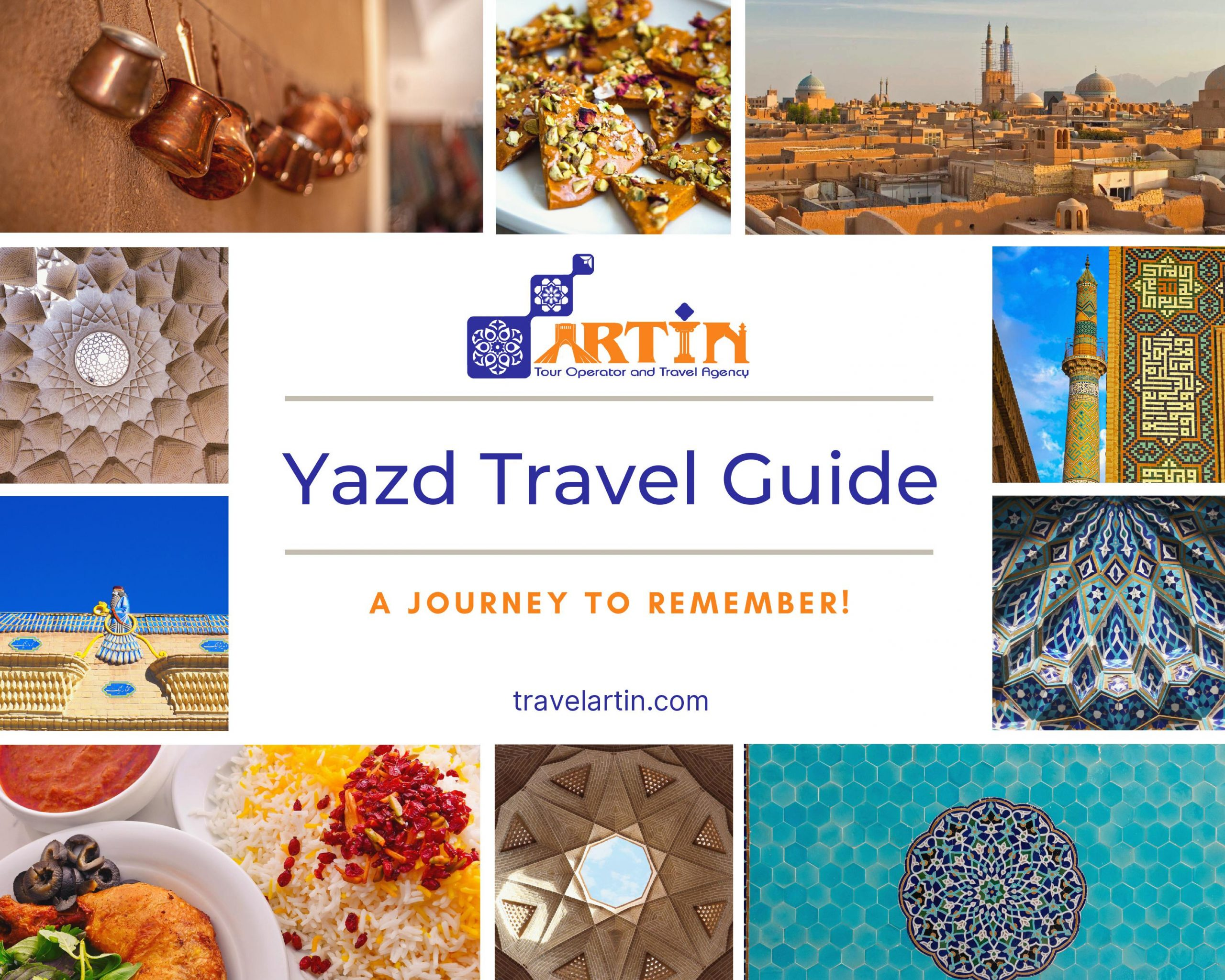 A travel guide to Yazd city ArtinTravel.com