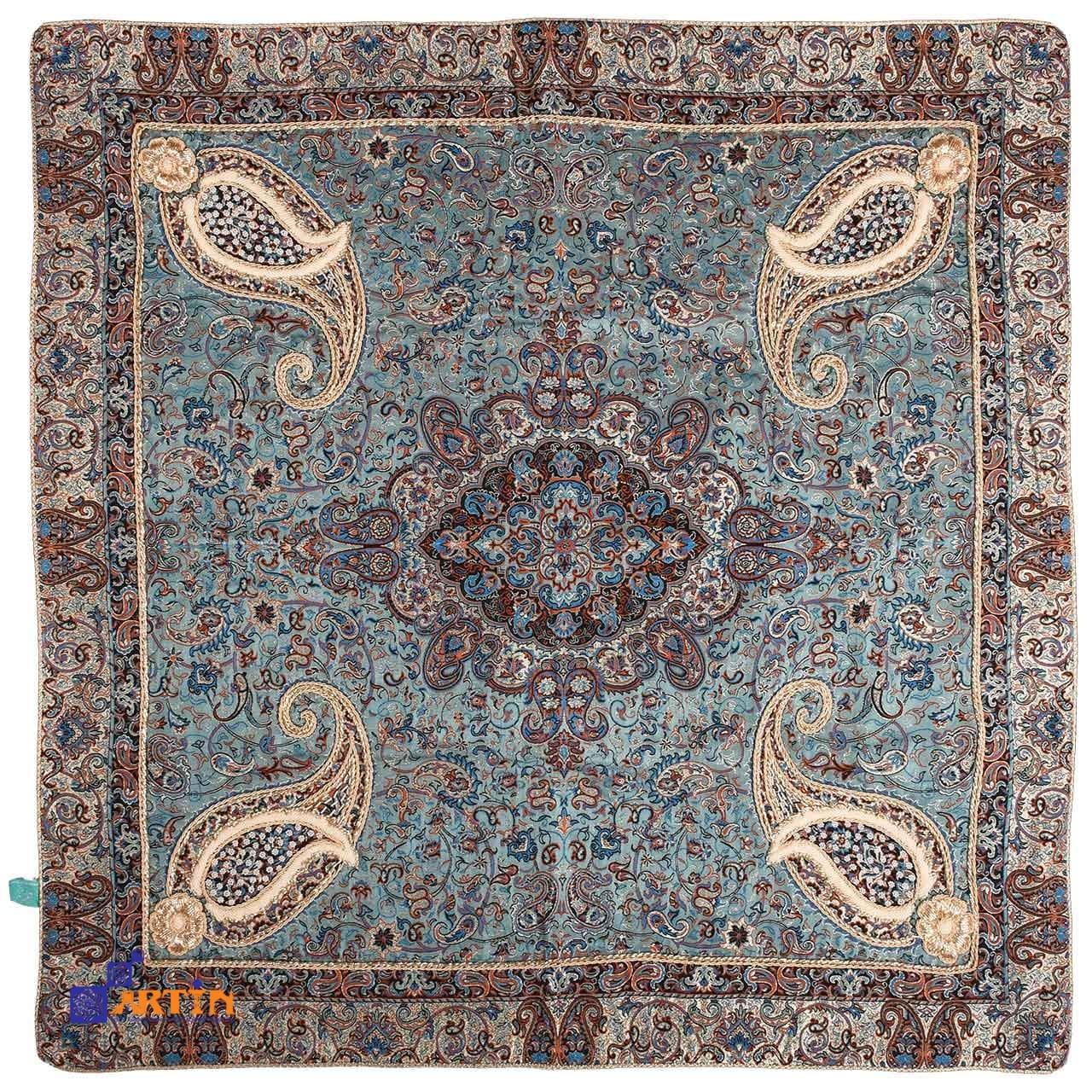 Termeh doozi Persian handcraf souvenir Yazd