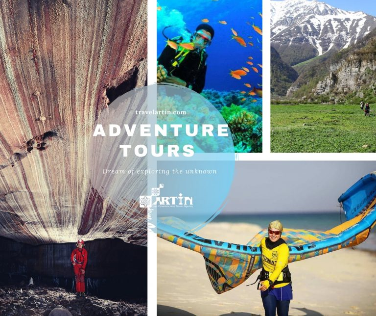 Active and adventure tour package