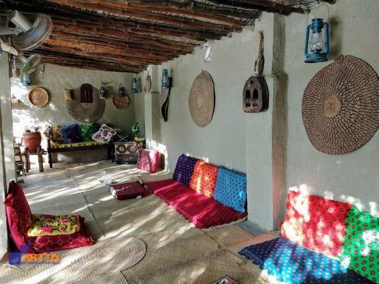 where to stay in Qeshm island
