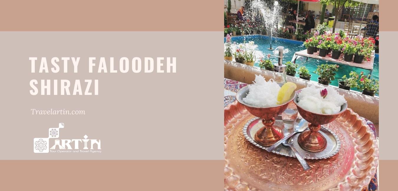 Faloodeh Shirazi- an iranian dessert