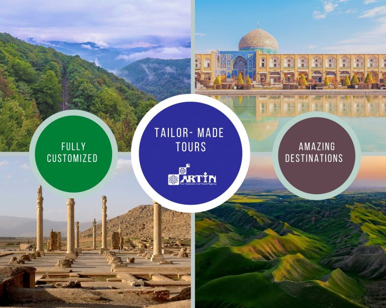 Iran tailor made tours