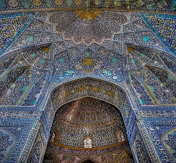 Iran top cities -Shah mosque