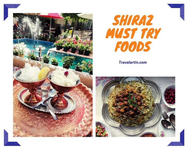 Shiraz must try foods-travel guide