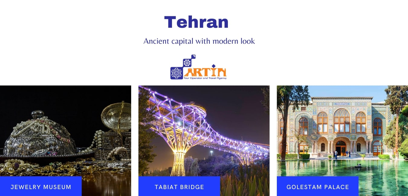 Teharn , capital of Iran