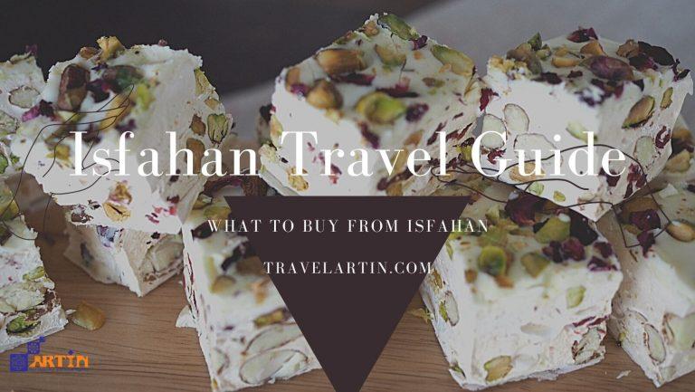 Isfahan Travel Guide Artin Travel