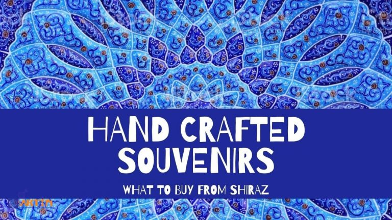 Shiraz Persian hand crefted souvenirs Artin Travel